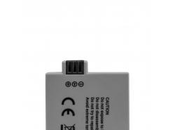 Green Cell ® Digitalkameras Akku für Canon LP-E5 EOS 450D 500D 1000D