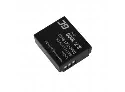 Green Cell ® Digitalkameras Akku für Panasonic Lumix DMC-TZ1 DMC-TZ2 DMC-TZ4