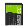 Green Cell ® EN-EL19 Kamera-Akku für aparatów Nikon Coolpix A100 A300 S33 S100 S2900 S3100 S3300 S3700 S4300 (700mAh 3.7V)
