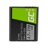 Green Cell ® LI-50B Kamera-Akku für Olympus Tough TG-810 TG-610 6000 Stylus 1010 1020 SP-720UZ SP-800UZ SZ-20 (770mAh 3.7V)