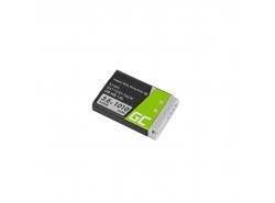 Green Cell ® Akku NB-13L für Canon PowerShot G5 X, G7 X, G7 X Mark II, G9 X, SX620 HS, SX720 HS, SX730 HS 3.6V 1010mAh