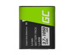 Green Cell ® Akku Li-90B/Li-92B für Olympus Tough TG-1 TG-2 TG-3 TG-Tracker Stylus SH-1 SP-100 XZ-2 VoiSquare 3.7V 1050mAh