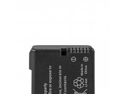 Green Cell ® Akku EN-EL14 für Nikon D3200, D3300, D5100, D5200, D5300, D5500, Coolpix P7000, P7700, P7800 7.4V 1100mAh