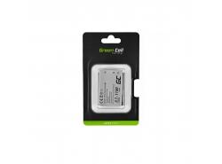 Green Cell ® EN-EL5 Kamera-Akku für Nikon Coolpix P3 P4 P80 P90 P100 P500 P510 P520 P530 S10 3700 4200 7900 (1000mAh 3.7V)