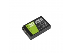 Green Cell ® Akku BLS-5 / BLS-50 für Olympus OM-D E-M10, PEN E-PL2, E-PL5, E-PL6, E-PL7, E-PM2, Stylus 1 7.4V 900mAh