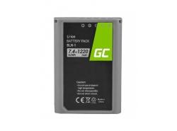 Green Cell ® Akku BLN-1/BCN-1 für Olympus PEN-F, OM-D EM1, EM5, OM-D E-M5 Mark II 7.4V 1020mAh