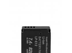 Green Cell ® Akku LP-E12 für Canon EOS M100, EOS100D, EOS-M, EOS M2, EOS M10, Rebel SL1 7.4V 820mAh
