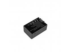 Green Cell ® Akku DMW-BMB9 (Half-Decoded) für Panasonic Lumix DMC-FZ70, DMC-FZ60, DMC-FZ100, DMC-FZ40 7.4V 750mAh