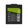 Green Cell ® CGR-S006E Kamera-Akku für Panasonic Lumix DMC FZ7 FZ8 FZ8S FZ8K FZ18 FZ28 FZ7K FZ30 FZ38 FZ50 (Li-Ion 700mAh 7.4V)