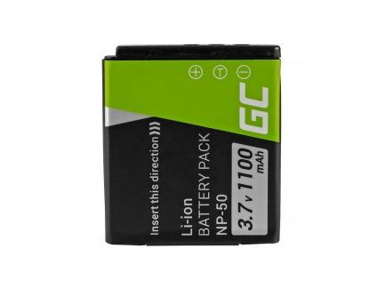 Bateria para Fuji FinePix x10 3,7v 750mah//2 8wh Li-ion negro