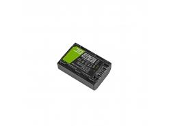 Green Cell ® Akku NP-FH50 für Sony DCR-HC45, DCR-SR300E, DCR-SR70, DCR-SX50E 7.4V 650mAh