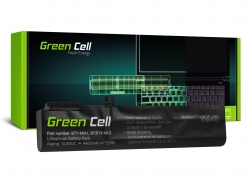 Baterie Notebooku Green Cell Cell® pro BTI-M6H pro MSI GE62 GE63 GE72 GE73 GL75 GL62 GL63 GL73 GL65 GL72