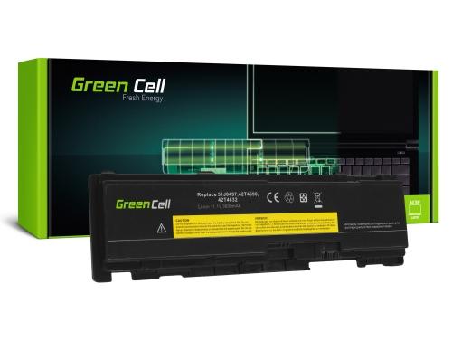 Green Cell ® Laptop Akku 42T4832 für IBM Lenovo ThinkPad T410s T410si