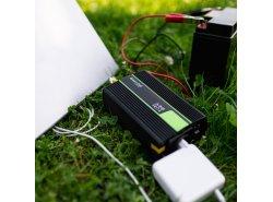 Spannungswandler Green Cell ® Stromversorgung UPS für Zentralofen und Zentralheizungspumpen 300W