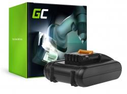 Green Cell ® Akku WA3549 WA3551 für WORX WG160E WG169E WG546E WG549E WG894E WX090 WX166 WX167 WX292 WX372 WX390 WX523 WX678
