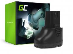 Green Cell ® Akkuwerkzeug 855-01 855-02 855-45 für Dremel 8000-01 8001-01 8001-02