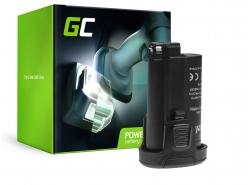 Green Cell ® Akkuwerkzeug 2 607 336 715 2.615.080.8JA für Dremel 8100 85-0352 B808-01 Cordless Multi-Tool