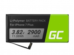 Green Cell ® Hand Akku für Apple iPhone 7 Plus 2900mAh 3.82V
