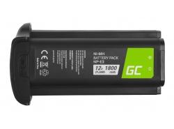Green Cell ® NB-12L NB12L für Canon Powershot G1 X Mark II, N100, LEGRIA mini X 3.6V 2200mAh