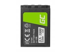 Green Cell ® EN-EL18 ENEL18 für Nikon D4, D4S, D5 10.8V 2600mAh