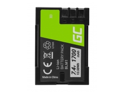 Green Cell ® Li-10B LI-10B für Olympus Stylus 300, µ 800,Camedia X-2 3.7V 1500mAh