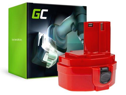 Akku Green Cell ® für Makita 1420 1433 1434 4033D 4332D 6228D 6337D 14.4V 3Ah