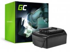 Green Cell ® Akkuwerkzeug für BOSCH BAT609 BAT618 17618 GCB 18 V-LI Bosch GSA 18 V-LI