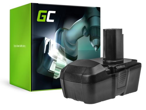Green Cell® Batterie Akku (2Ah 18V) 4513275 für Einhell RT-CD 18/1 TE-CD 18-2 I 4513275 4513790