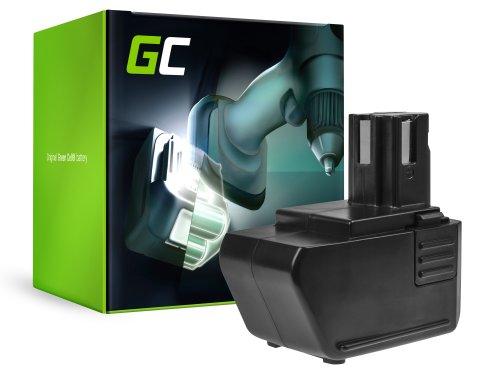 Green Cell® Batterie Akku (3.3Ah 9.6V) SBP 10 SFB 105 für Hilti BD 2000 SB 10 SF 100 SF 100-A