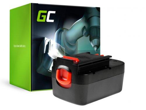 Green Cell® Batterie Akku (3Ah 12V) A12 A1712 HPB12 FSB12 für Black&Decker BD12PSK HP12K HPD1202 PS122K Firestorm FS1200D