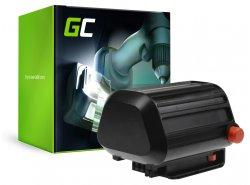 Green Cell ® Akku für Rasen Garden BLi-18 8866 Li-18/50 TCS Li-18/20 18V 2.5Ah