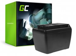 Green Cell ® Battery Tool pro Bosch BAT810 BAT836 BAT840 GBH GSB GSR 36V 4Ah