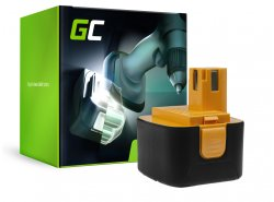 Green Cell ® für Panasonic EY9001 EY9101 EY9108 EY9200 EY9201 12V 3.3Ah