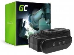 Akku Green Cell ® für Panasonic EY9L40 EY9L41 EY9L41B EY9L42 14.4V 4Ah