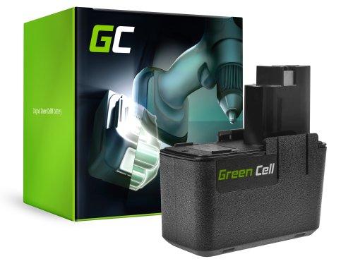 Green Cell ® Akkuwerkzeug für Bosch BAT001 PSR GSR VES2 BH-974H 9.6V 2Ah