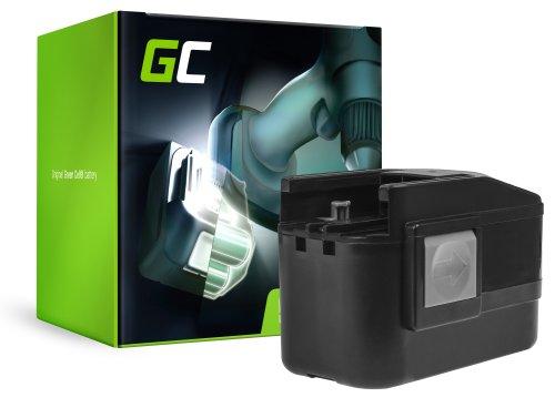 Green Cell® Batterie Akku (3.3Ah 14.4V) MXS14.4 48-11-1014 für AEG BBM 14 STX BDSE 14 STX SB2E 14 STX Milwaukee LOKTOR P 14.4 TX