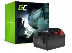 Green Cell ® Akku für Milwaukee M18 C18B 982-2 18V 5Ah