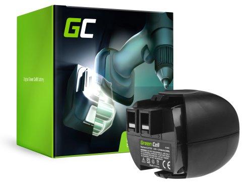 Batterie Akku (2.1Ah 4.8V) 6.27270 6.27271 6.27273 6.31858 für Metabo PowerGrip 2 PowerMaxx 4.8 6.00059.50 6.00064.50