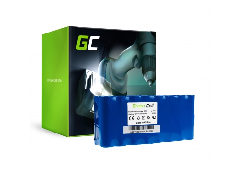 Green Cell® Batterie Akku (5Ah 18V) 580 68 33-01 für Husqvarna Automower 320 330X 430