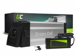Green Cell ® Akku für Elektrofahrräder e-Bike 48V 17.4Ah 835Wh