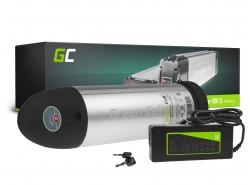 Dobíjecí baterie Green Cell Bottle 36V 11,6Ah 418Wh pro elektrické kolo E-Bike Pedelec