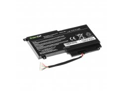Green Cell ® Laptop Akku PA5107U-1BRS für Toshiba Satellite L50-A L50-A-19N L50-A-1EK L50-A-1F8 L50D-A P50-A S50-A