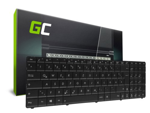 Green Cell ® Tastatur für Laptop Asus A52 F50 F55 F70 F75 X54C X54H QWERTZ DE
