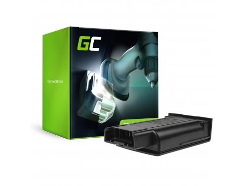 Green Cell ® Akkuwerkzeug für Kärcher EB 30/1 Electric Broom 7.2V 1500mAh