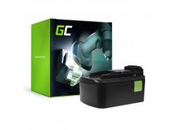 Akumulátorový nástroj Green Cell Cell® pro Festool BPC18 18V 3Ah
