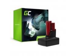 Green Cell ® Akku C12 M12 B2 B3 B4 B6 RedLithium für Milwaukee BPD-0 BDD-202C BSD-0 C12HZ-0 C12MT-0 M12FID M12CDD