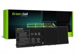 Green Cell PRO ® Baterie pro notebook AP13B3K pro Acer Aspire V5-552 V5-552P V5-572 V5-573 V5-573G V7-581 R7-571 R7-571G
