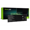 Green Cell ® Laptop Akku AC14B8K AC14B18J für Acer Aspire E 11 ES1-111M ES1-131 E 15 ES1-512 Chromebook 11 CB3-111 13 CB5-311