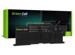 Green Cell ® Laptop Akku C22-UX31 für Asus ZenBook UX31 UX31A UX31E