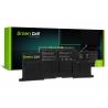 Green Cell Laptop Akku C22-UX31 für Asus ZenBook UX31 UX31A UX31E